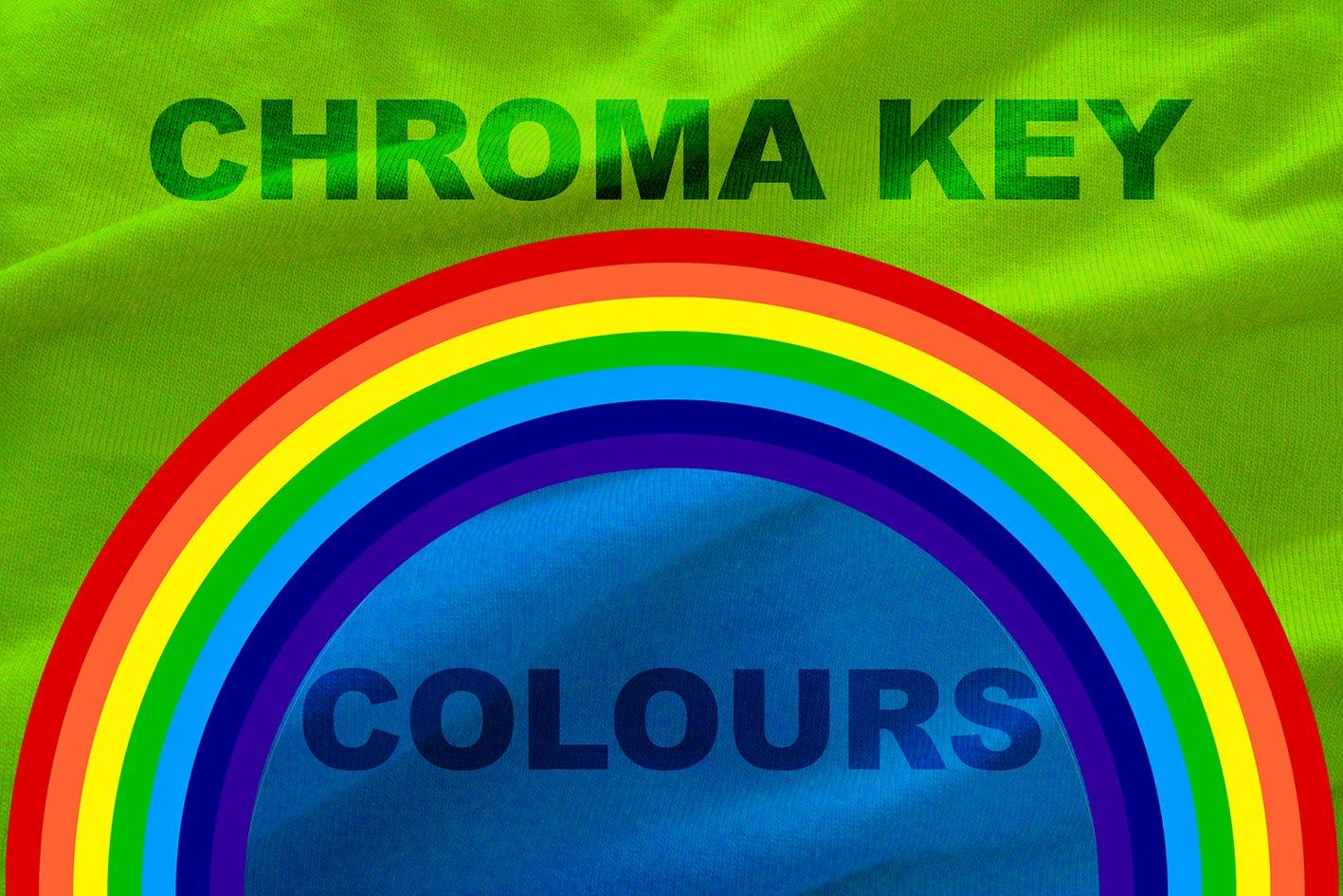 Chroma Key Rainbow