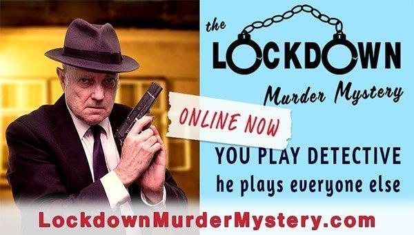 Lockdown Murder Mystery dot com