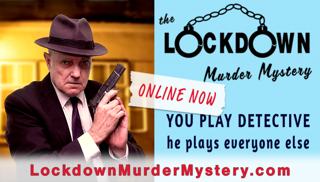 Lockdown Murder Mystery