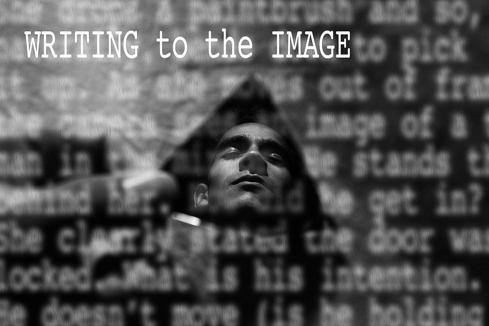 Writing to the Image