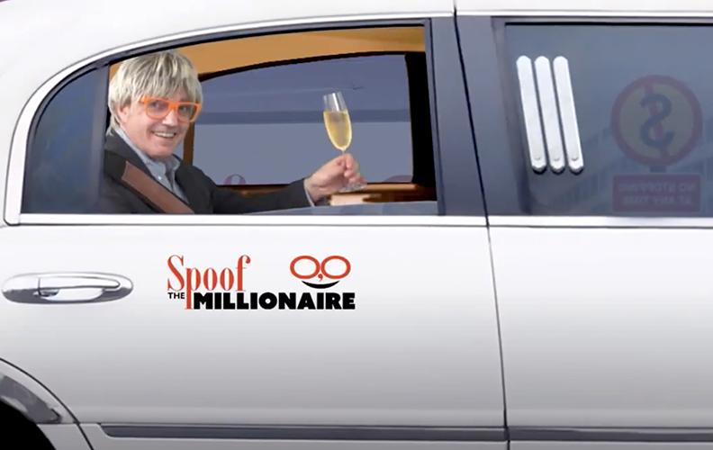 The Spoof Millionaire